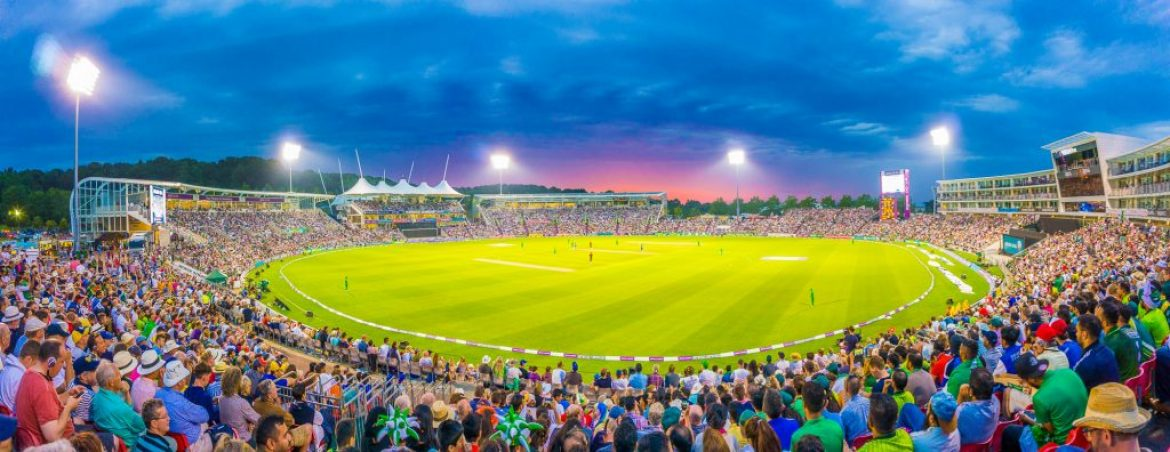 England Vs Pakistan ODI at the Ageas Bowl, Southampton 2016