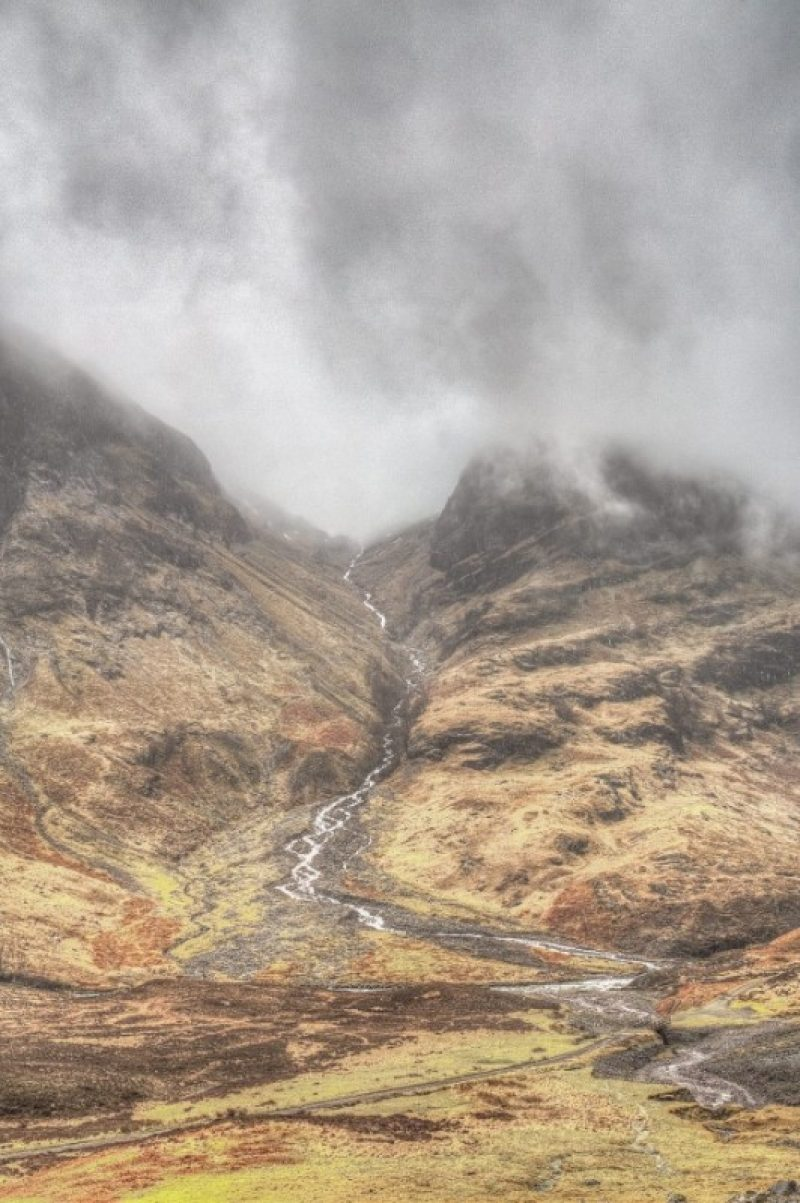 The Mists of Glencoe